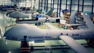 Elbit Systems / HERMES 900 HIGHLIGHTS