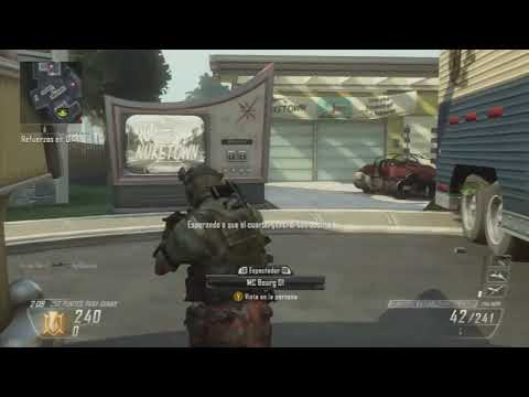 Call of Duty Black Ops 2 Nuketown 2025 51-23 Cuarteles [1080p HD]