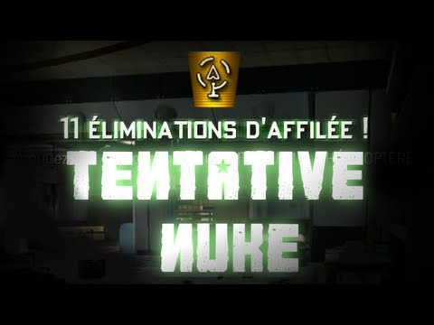 Tentative NUKE à l'ancienne sur MW2 avec SounSoun et Citizen - THE MASSACRE