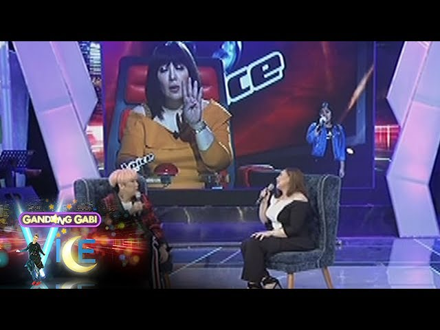 GGV: Sharon Cuneta looks back on her funny moment during Elha Nympha's guest performance