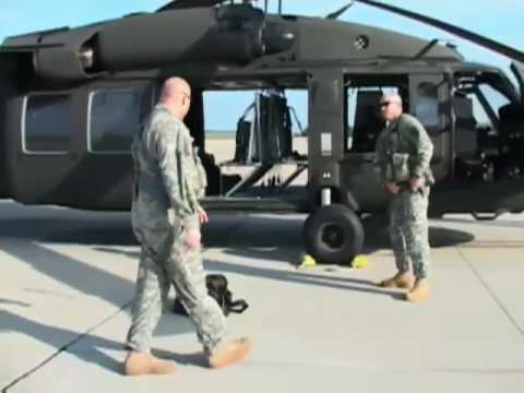 National Guard Soldiers respond to oil spill