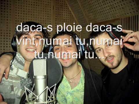 Akord-numai Tu(karaoke) video