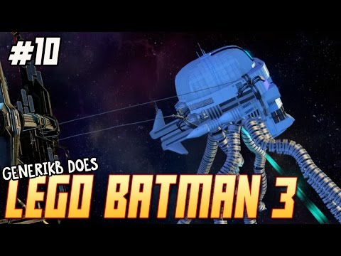 Lego Batman 3 Beyond Gotham Walkthrough Ep 10 -