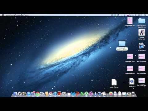 Minecraft на Mac os X! Как?