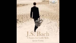 Js Bach 6 Suites For Cello Solo Bwv 1007 1012 István Várdai Audio Audio