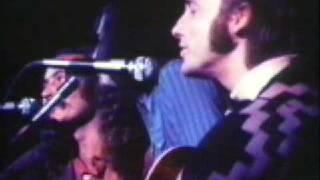 Crosby, Stills & Nash   Marrakesh Express & Blackbird Woodstock 1969