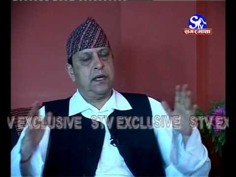 Nepal's Former King Gyanendra Shah Exclusive Interview with Sagarmatha Television Part 2