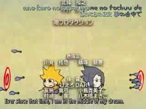 Naruto Shippuuden - Ending Theme [01]