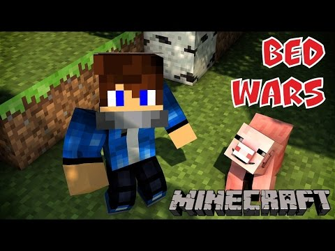 УБИЛ СВИНЬЮ НА БЕД ВАРСЕ [Quick Bed Wars Minecraft Mini-Game]