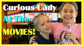 Movie Quiz | Funny Movie Questions | CURIOUS CADY
