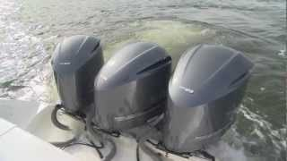 Yamaha Outboards New Products for 2013