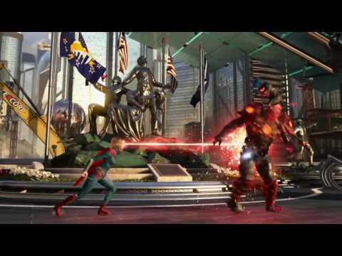 Injustice 2 — игровой процесс
