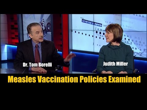 Measles Outbreak Drawing Attention to Vaccination Polices