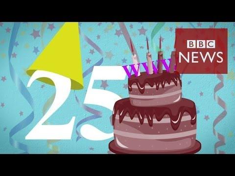 World Wide Web @ 25: The journey - BBC News
