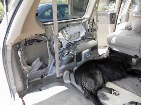 Honda Odyssey Sliding Door Repair Youtube