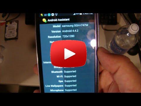 SGH-I747M Samsung Galaxy S3 Rogers Unlocked Straighttalk Review