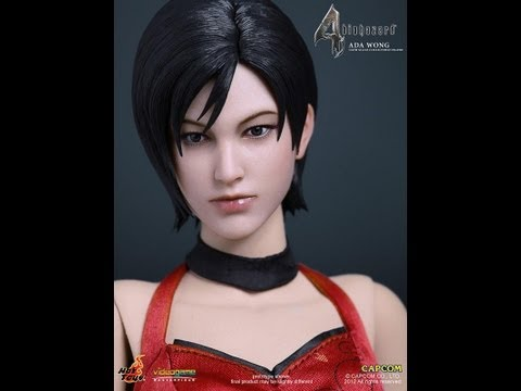 Hot Toys Resident Evil 4 Ada Wong 1/6 Scale Figure Full Pic