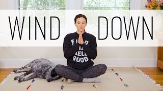 Wind Down Yoga   -  12 Minute Bedtime Yoga   -  Yoga With Adriene