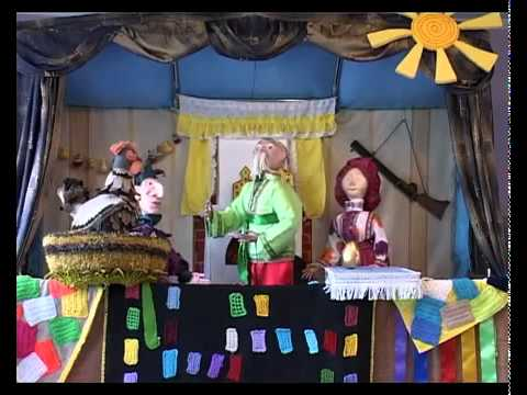 Кукольный спектакль курочка ряба 1