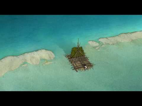 Brief Reviews - The Red Turtle Oscar Worthy!  Light Spoilers