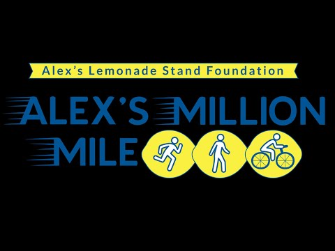 Alex's Million Mile - Run. Walk. Ride. 2015