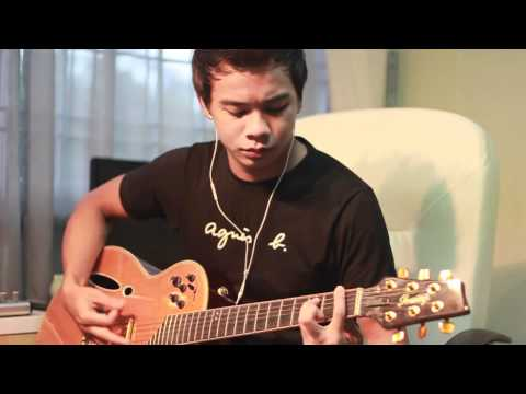 Adele - Set Fire To The Rain ( Syazani Cover )
