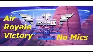 Air Royale Victory with a random, No mics