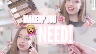 Makeup You NEED To Try! Drugstore & Highend Favourites!