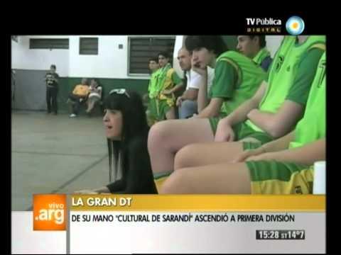 Vivo en Argentina - Deportes - La gran DT - 02-10-12