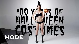 100 Years of Fashion: Halloween Costumes ★ Glam.com