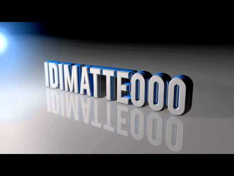 Cinema 4D Intro by IDiMatteooo