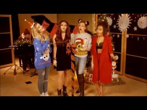 Little Mix - Christmas Cover Teaser... video