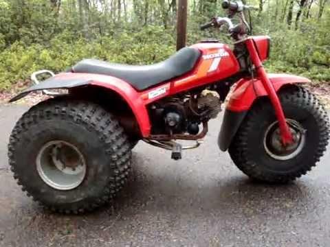 1984 Honda Atc 125m 4 Sale On Ebay 5 19 2011 Youtube