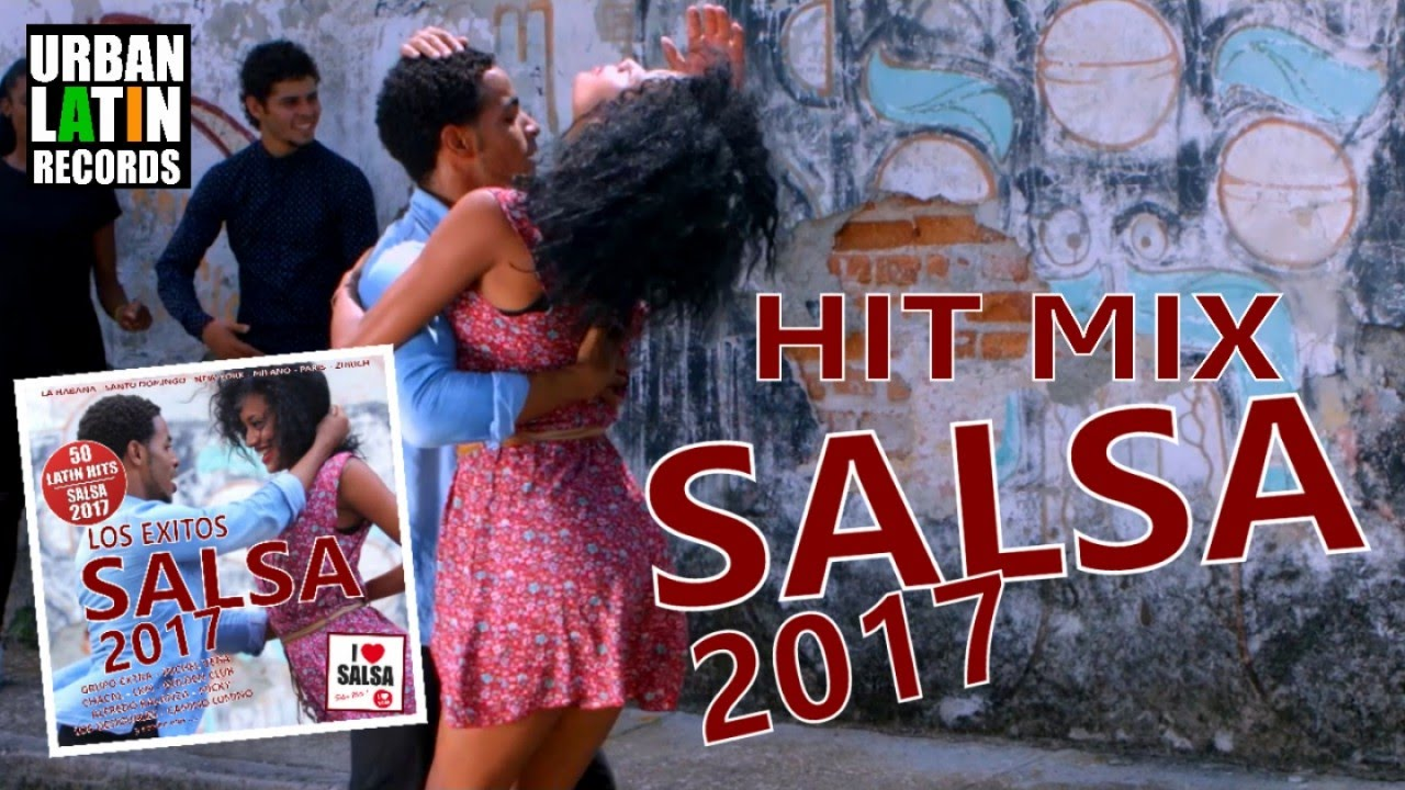 SALSA 2017 - SALSA HIT MIX 2017  (1H VIDEO HIT MIX)