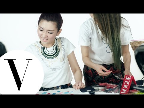 Selina 為 2014 VOGUE 全球購物夜製作T恤 4K超高畫質