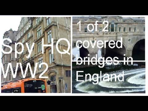 Spy HQ WW2 & Rare Cover Bridge