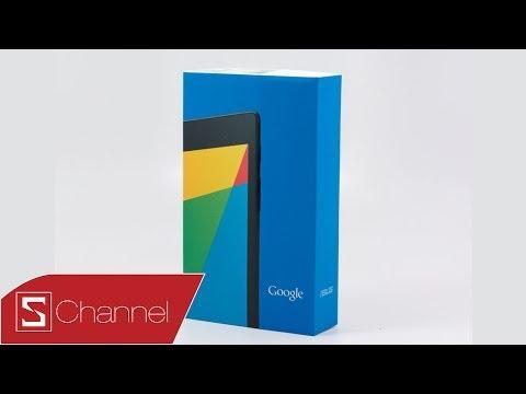 Schannel - Mở hộp Nexus 7 32GB chính hãng bản 3G+Wifi - CellphoneS