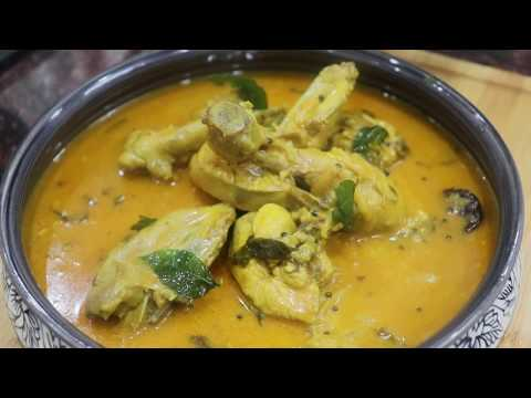 Chicken Curry | South Indian Style Chicken Curry  | quick and easy to make