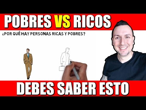 RICOS VS POBRES ¿Cometes estos errores?