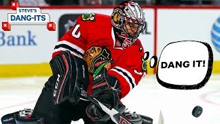 NHL Worst Plays of The Year - Day 25: Chicago Blackhawks Edition | Steve's Dang Its