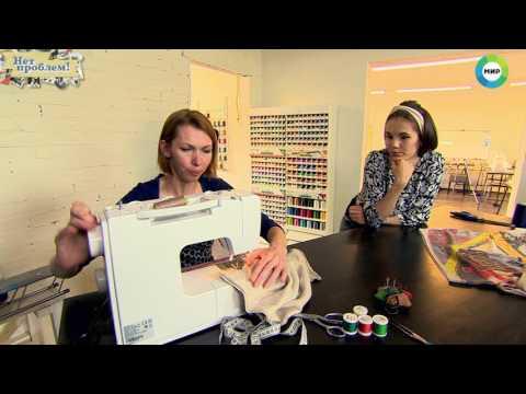 Как сделать платье из двух свитеров