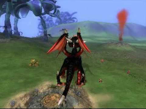 Spore dragon gameplay Cynder back to evil?