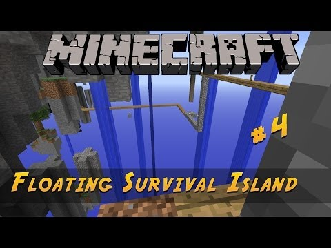 Minecraft: Floating Survival Island Ep #4 - Death Is In the Air!
