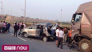 Tranh cãi về lỗi trong tai nạn cao tốc Hà Nội-Thái Nguyên