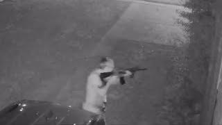 Evansville Police Kill Suspect Firing Rifle