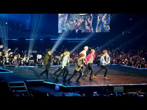 [FULL HD FANCAM] 160602 방탄소년단 (BTS) - ''SAVE ME' @ KCON PARIS 2016