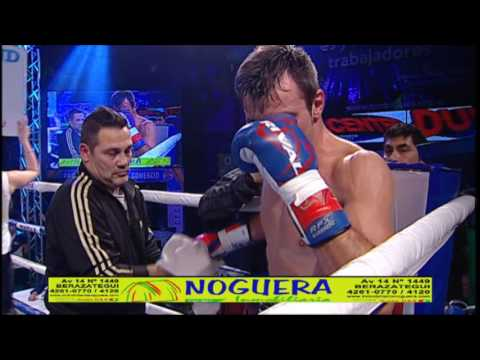 GERMAN PERALTA VS MARCELO MADRID - TRB BOXEO 23/06/2017