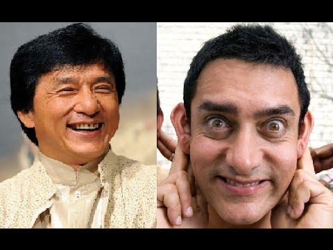 Jackie Chan is a Fan of '3 Idiots' Actor Aamir Khan