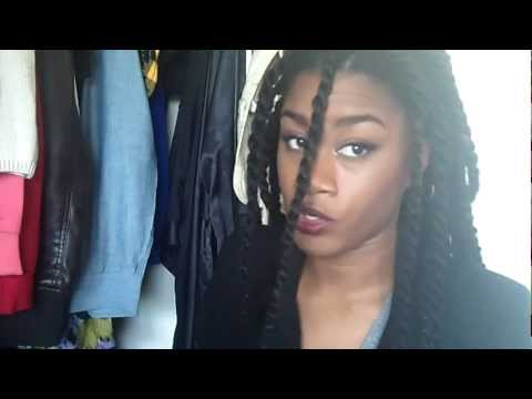How I Did My Marley/Havana Twists