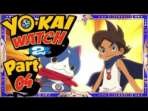Yo-Kai Watch 2 - Part 4   Chapter 5 + Giveaway! (Shinuchi Gameplay Walkthrough)